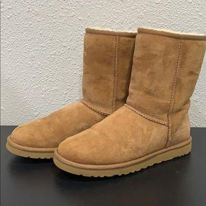 Brown Ugg Boots (Chestnut)